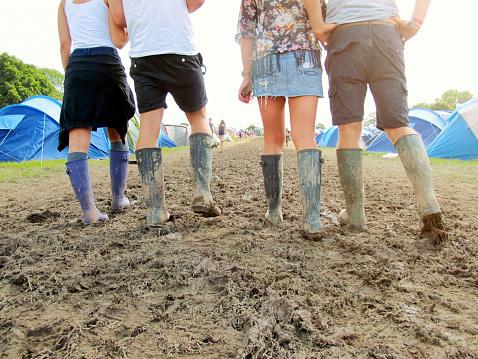 vw Campervan hire for festivals