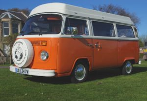 classic campervans for hire