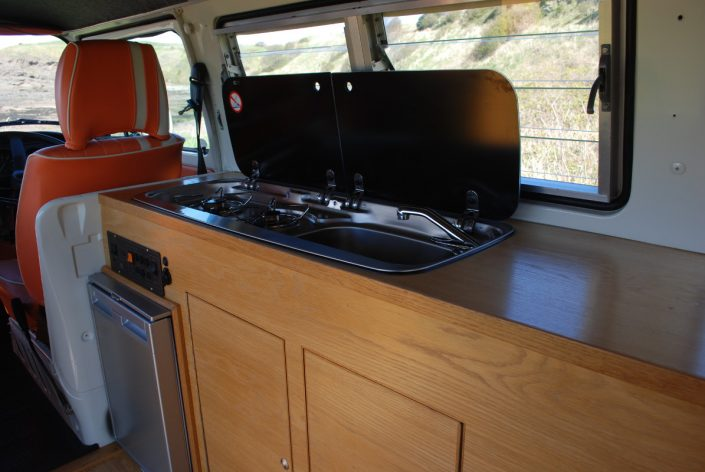 campervan vw holiday hire