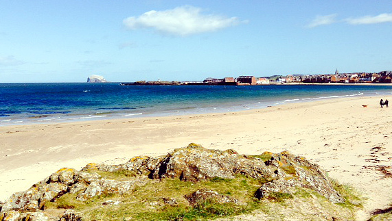 campervan hire north berwick