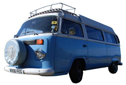 campervan hire north berwick