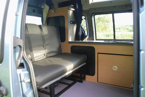 small Campers Hire